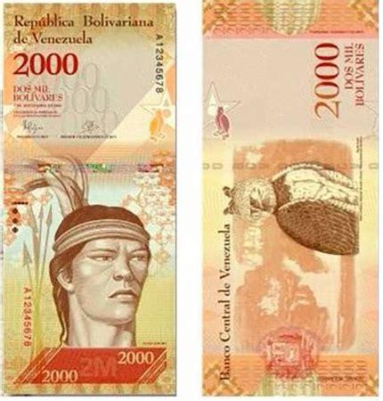 Venezuela: High Value Inflationary Denominations Replace ...