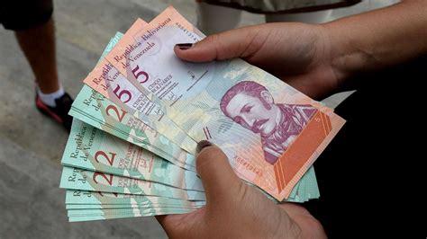 Venezuela oficializa la devaluación de su moneda un 95,8% ...