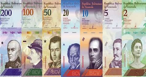 Venezuela s new note series missing in action
