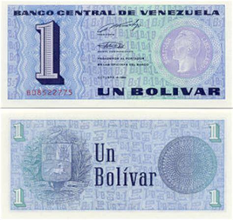 Venezuela   Venezuelan Bolivar Currency Image Gallery ...