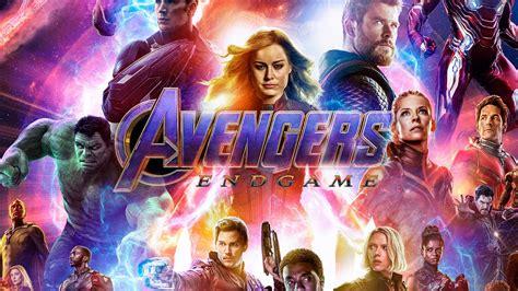 Vengadores: Endgame pelicula completa en español 2019 ...