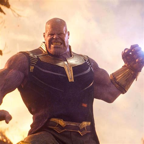 Vengadores: Infinity War : El chasquido de Thanos ...