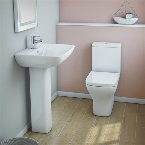 Venice Modern Toilet With Soft Close Seat | Victorian ...