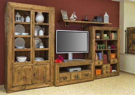 Ventaja de los muebles rústicos de madera maciza de ...