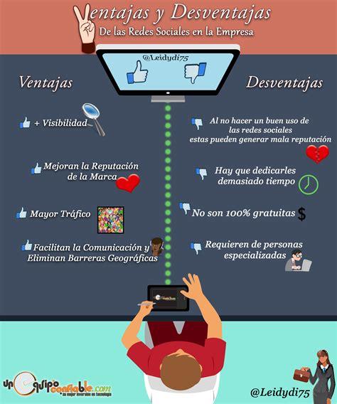 Ventajas y Desventajas de las Redes Sociales en Nuestra ...