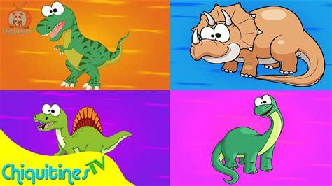 veo veo   Dinosaurios   Canción Infantil   YouTube
