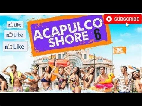VER ACAPULCO SHORE 6 CAPITULOS COMPLETOS 2019   YouTube