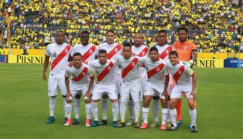 VER AQUÍ Perú vs. Ecuador EN VIVO | vía Movistar Deportes ...
