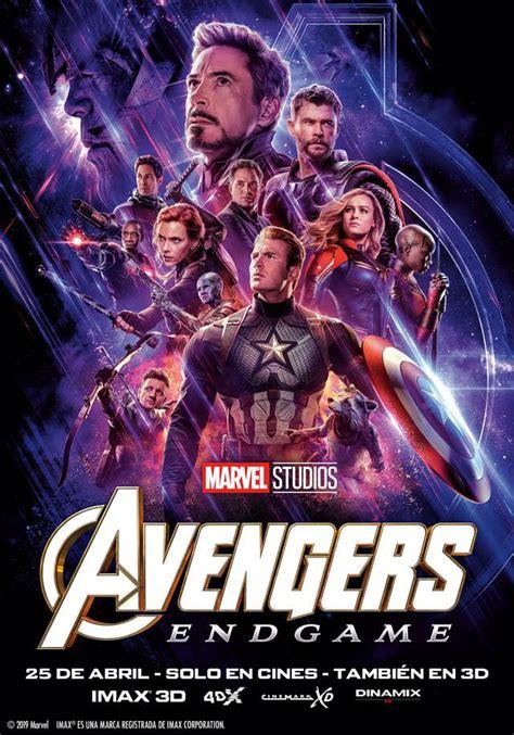 Ver Avengers: Endgame Online Español Película Completa ...