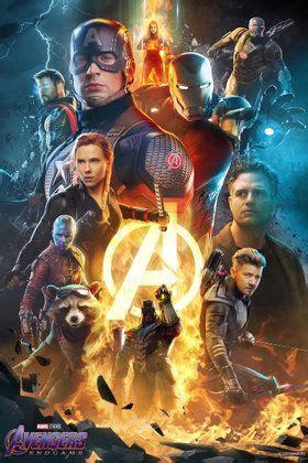 Ver Avengers: Endgame / Vengadores 4  2019  Online Latino ...