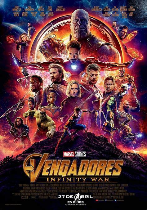 Ver Avengers Infinity War Online pelicula completa en ...
