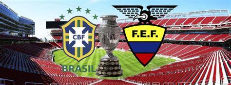 ***VER**** BRASIL VS ECUADOR EN VIVO ONLINE 31 DE AGOSTO ...