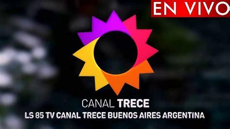 VER CANAL 13 EN VIVO ONLINE GRATIS POR INTERNET  TV ...