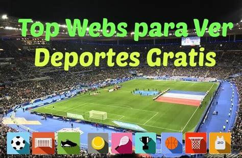 Ver Deportes Online Gratis【Mejores Páginas 2020
