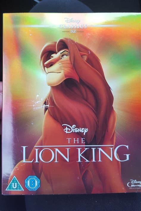 Ver El rey León 1994 Online Gratis   PeliculasPub