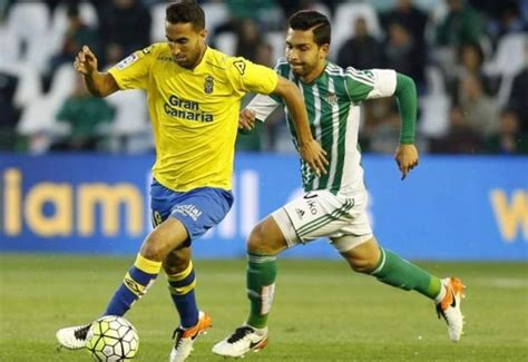Ver en directo el Betis   Las Palmas   Nuevo Fútbol