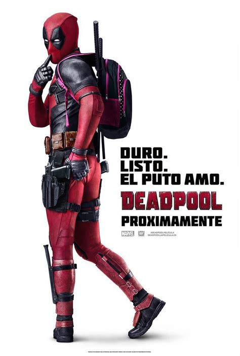 Ver gratis Deadpool pelicula completa en HD español latino ...