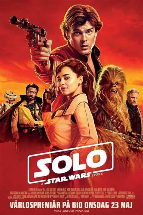 Ver~»HD.   Solo: A Star Wars Story [2018] Película ...