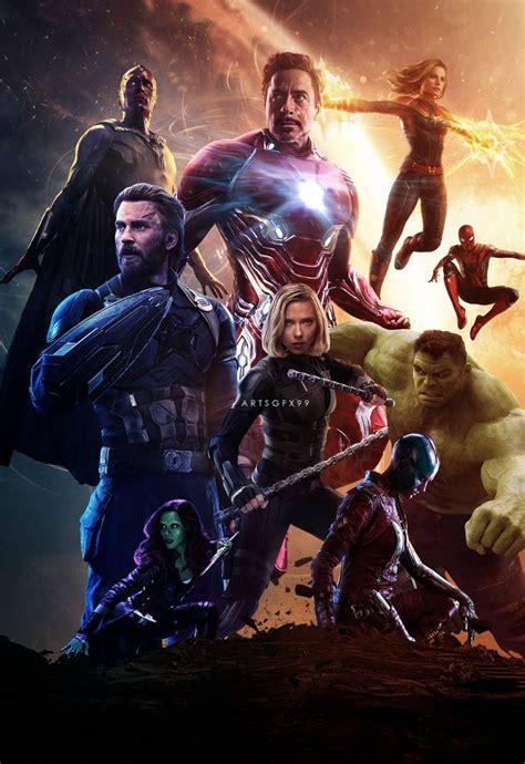 [Ver HD]   Vengadores: Endgame  2019  Película Completa ...