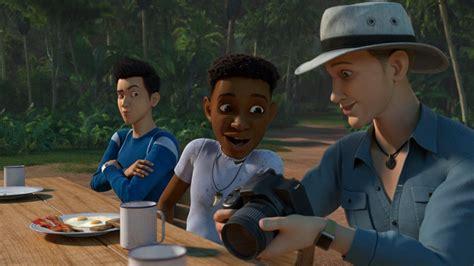 Ver Jurassic World: campamento Cretácico 2x04 Online HD ...