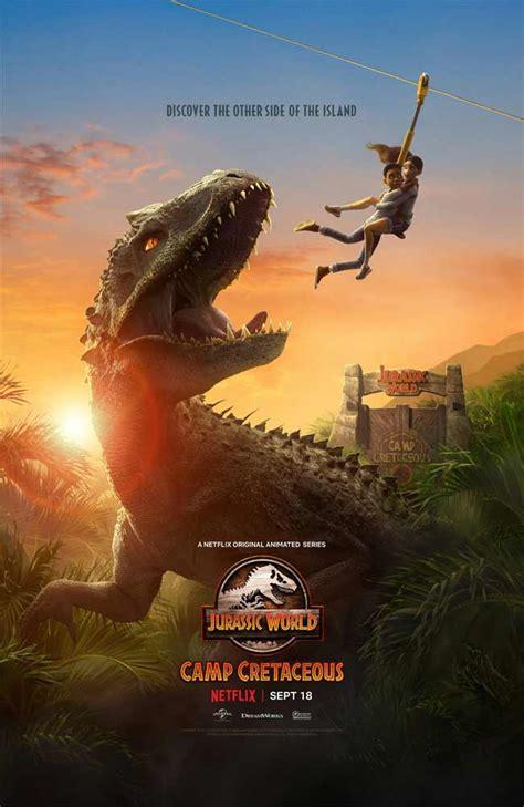 Ver Jurassic World: Campamento Cretácico Temporada 1 ...