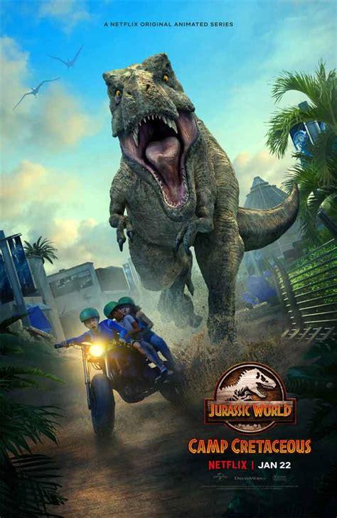 Ver Jurassic World: campamento Cretácico Temporada 2 ...