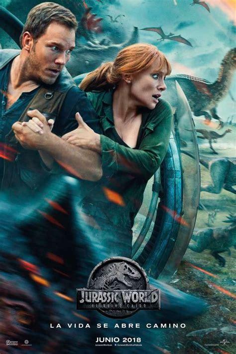 Ver Jurassic World: El reino caído pelicula completa ...