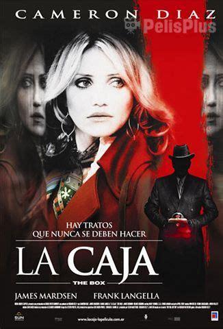 Ver La Caja  2009  Online Latino HD   PELISPLUS | Dolby ...