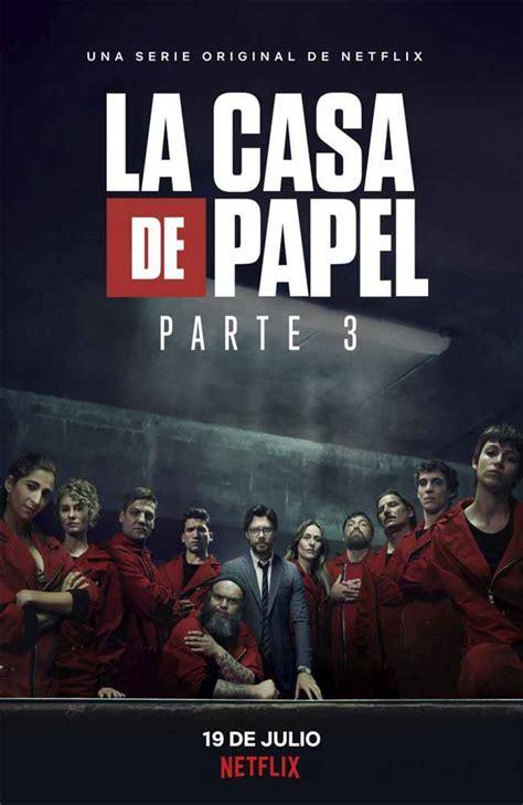 Ver La Casa de Papel Temporada 3 Capitulo 1 Online ...