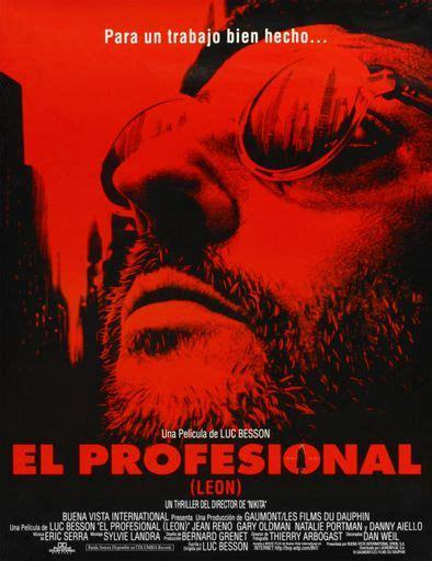 Ver Léon  El perfecto asesino   1994  online Pelicula ...
