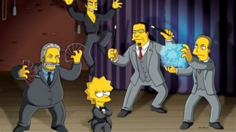 Ver Los Simpson: 22x18 Online   La Gran Simpsina