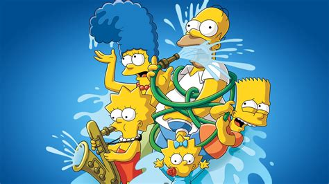Ver Los Simpson