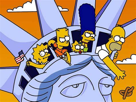 Ver Los Simpsons Online Latino 09x01   La Ciudad de Nueva ...