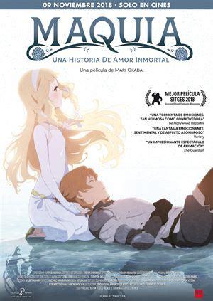 VER Maquia: Una historia de amor inmortal  2018  4KHD ...