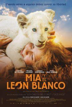 Ver Mia y el león blanco Online Pelicula 2018 Gratis