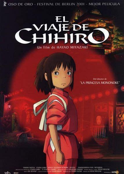 Ver o descargar El Viaje De Chihiro Sub Español Online ...