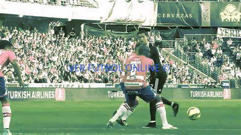 VER ONLINE REAL MADRID VS GRANADA 05/04/2015 HD ESPAÑOL ...