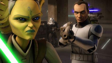 Ver online Star Wars: Las guerras Clon 6x1 Lo desconocido ...
