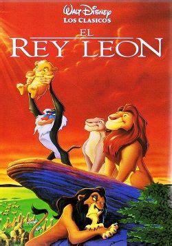 Ver película El Rey Leon 1 online latino 1994 gratis VK ...