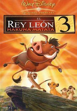 Ver película El Rey Leon 3 online latino 2004 gratis VK ...