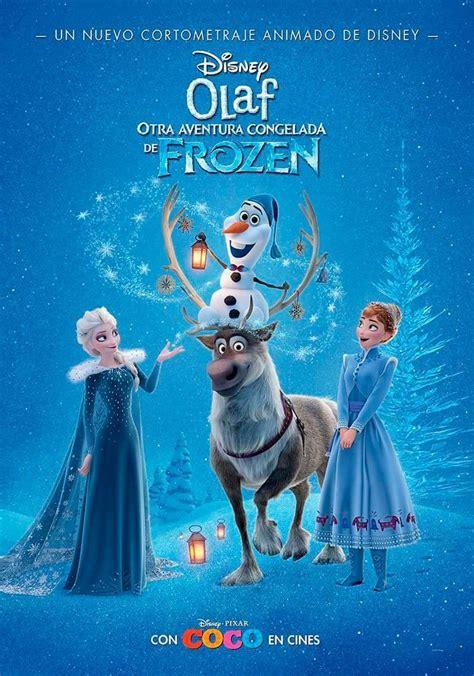 Ver Película Frozen: Una aventura de Olaf online español ...