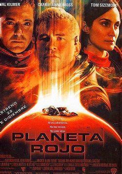 Ver película Planeta Rojo online latino 2000 gratis VK ...