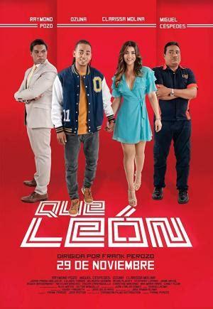 Ver Que Leon pelicula Dominicana completa | Series Online ...