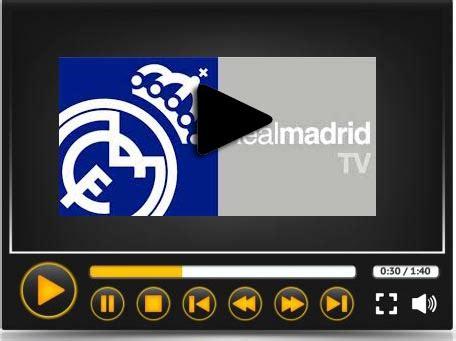 ver real madrid tv online en directo   Television online ...