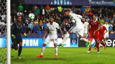 Ver Real Madrid vs Sevilla Copa del Rey en directo por Tv