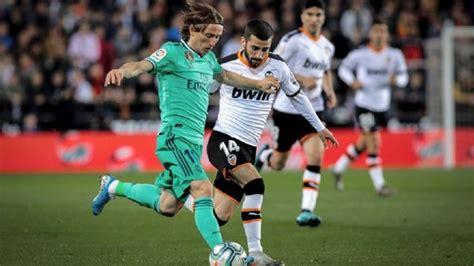 VER Real Madrid vs. Valencia EN VIVO: seguir EN DIRECTO el ...