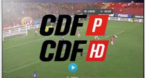Ver Señal En Vivo de CDF Premium 2019 GRATIS » Futbol ...