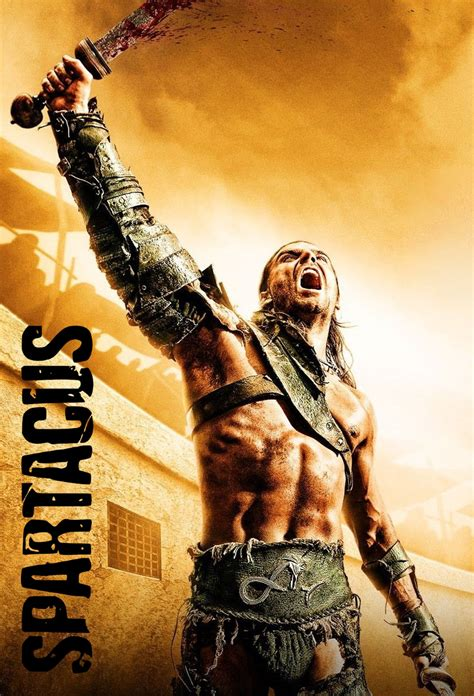 Ver Spartacus  2010  Online Latino HD   Pelisplus