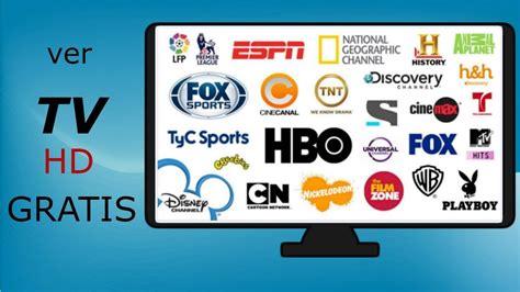 ver Televisión gratis por Internet   Canales HD rápidos ...