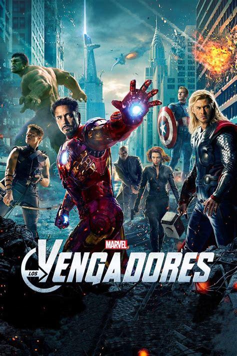 Ver The Avengers: Los Vengadores online latino HD • 7pelis
